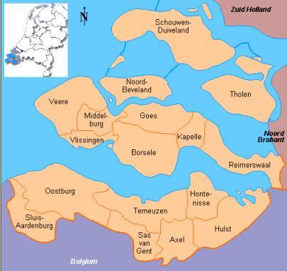 Rolstoelvakantie Accommodaties Nederland Zeeland